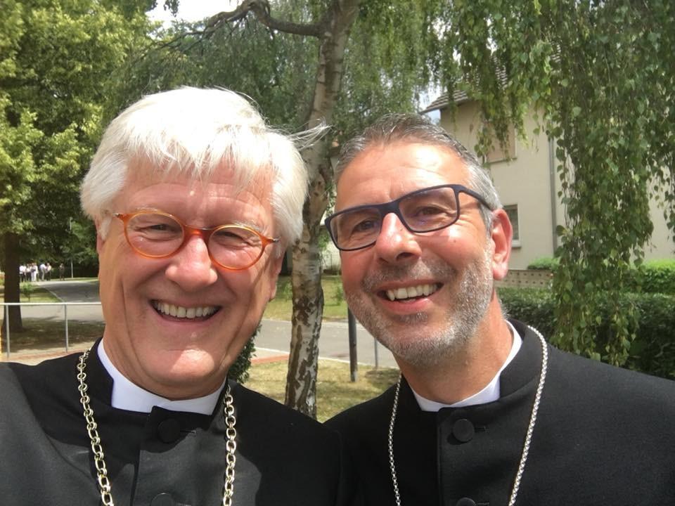Verabschiedung (c) Landesbischof